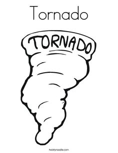 Hurricane coloring #13, Download drawings