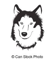 Siberian Husky clipart #3, Download drawings