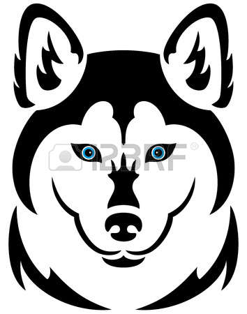 Husky clipart #4, Download drawings