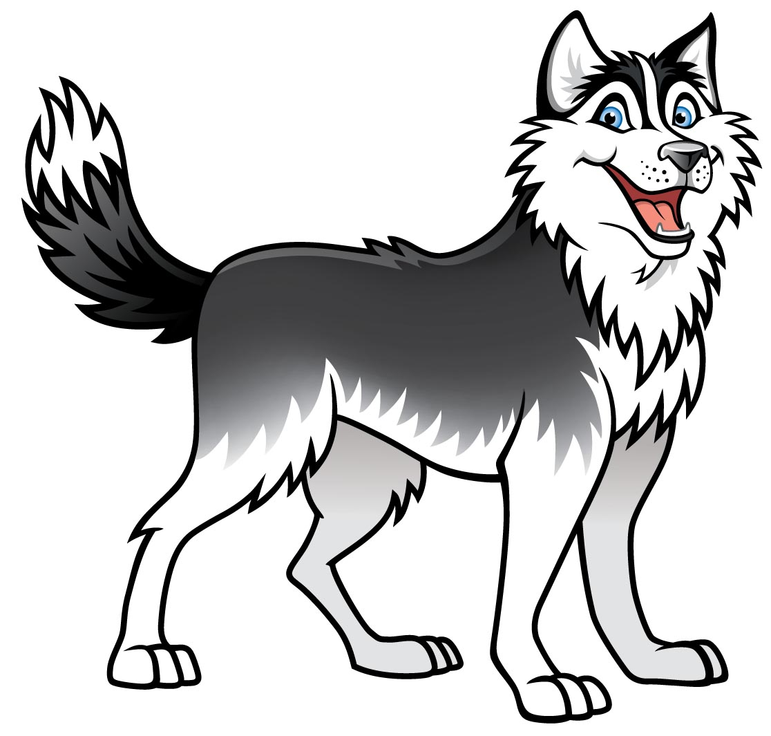 Husky clipart #7, Download drawings