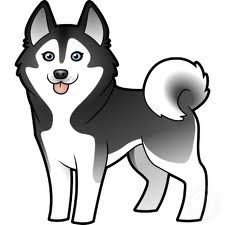 Husky clipart #19, Download drawings