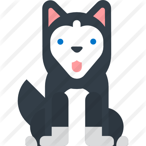 Siberian Husky svg #13, Download drawings