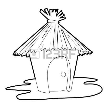 Hut clipart #2, Download drawings