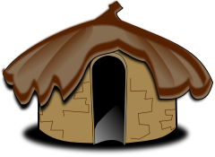 Hut clipart #17, Download drawings