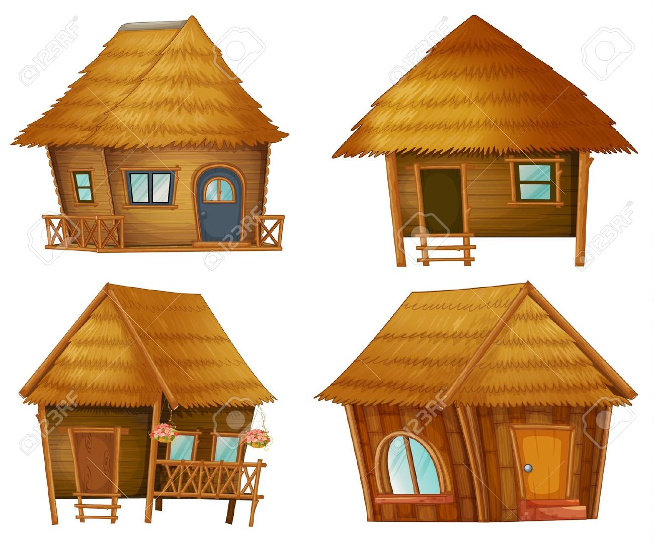 Hut clipart #7, Download drawings
