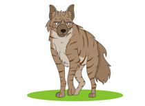 Hyena clipart #14, Download drawings