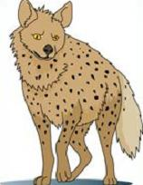 Hyena clipart #10, Download drawings