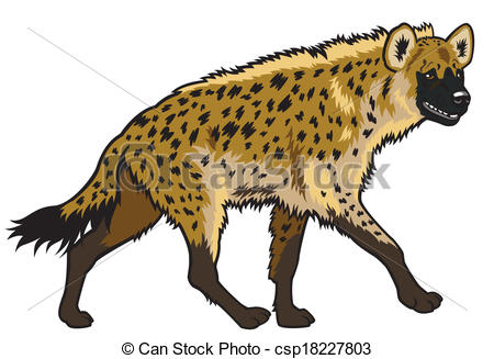 Hyena clipart #8, Download drawings