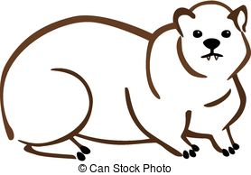 Rock Hyrax clipart #20, Download drawings