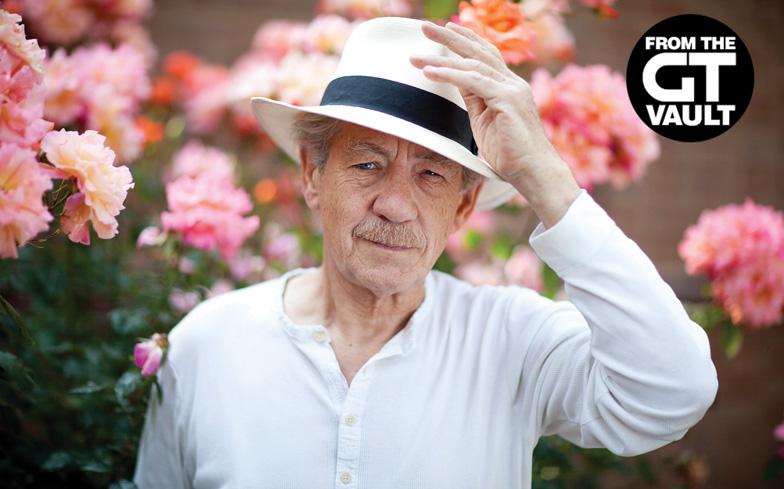 Ian McKellen svg #7, Download drawings