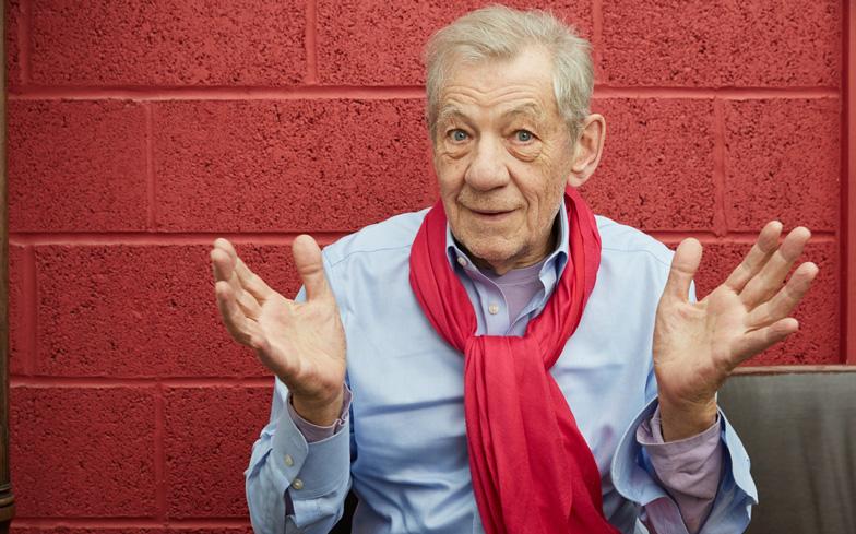 Ian McKellen svg #4, Download drawings