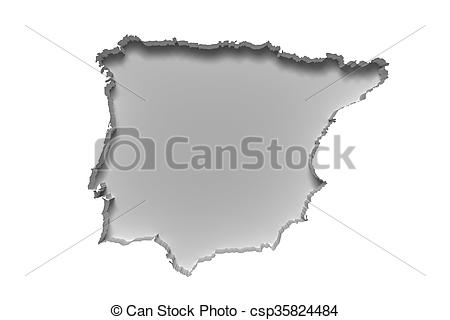 Iberian Peninsula clipart #10, Download drawings