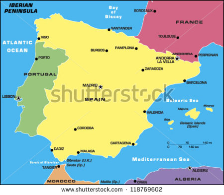 Iberian Peninsula clipart #7, Download drawings