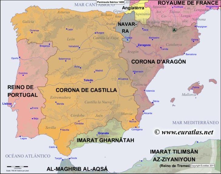 Iberian Peninsula coloring #2, Download drawings