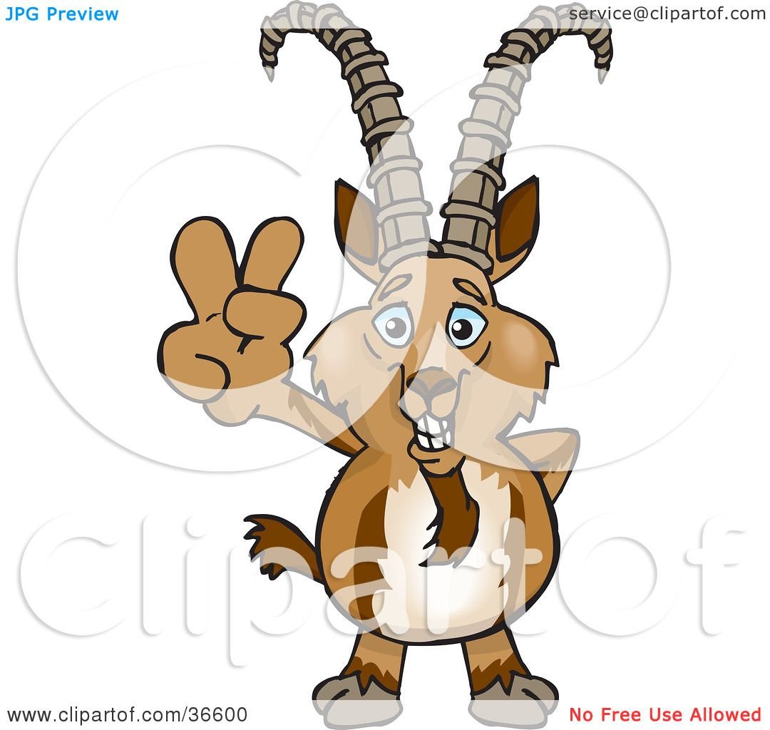 Ibex clipart #12, Download drawings