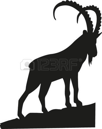 Ibex clipart #16, Download drawings