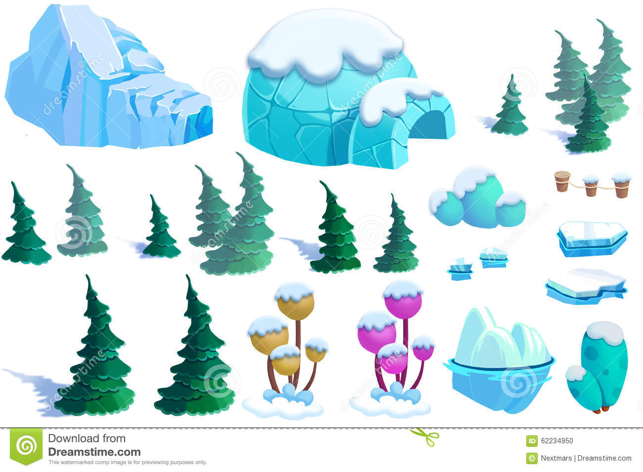 Ice Tree clipart #20, Download drawings