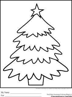 Ice Tree coloring #2, Download drawings