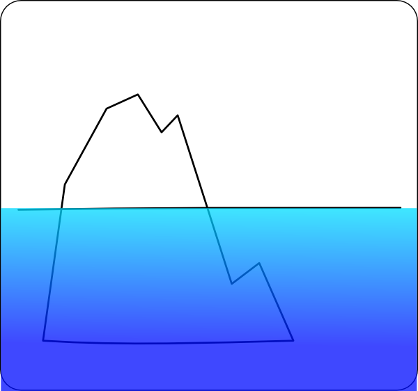 Iceberg clipart #6, Download drawings