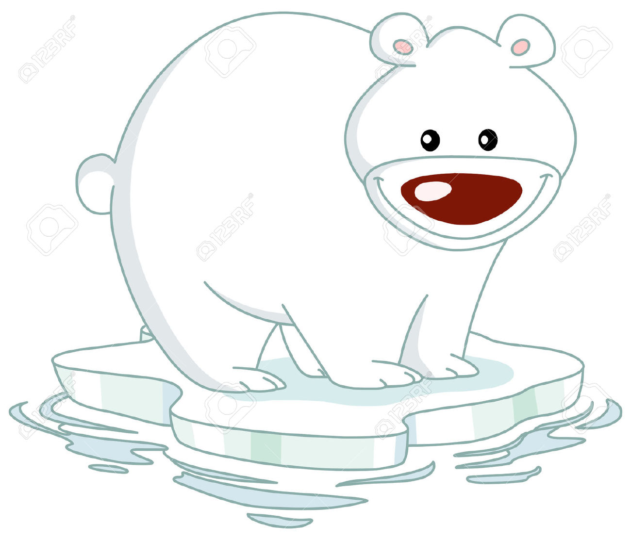 Icefloe clipart #1, Download drawings