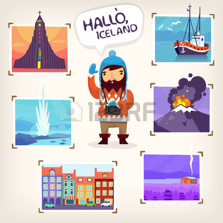 Iceland clipart #5, Download drawings
