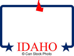Idaho clipart #1, Download drawings