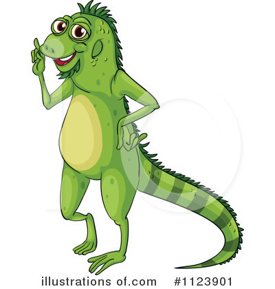 Iguana clipart #5, Download drawings