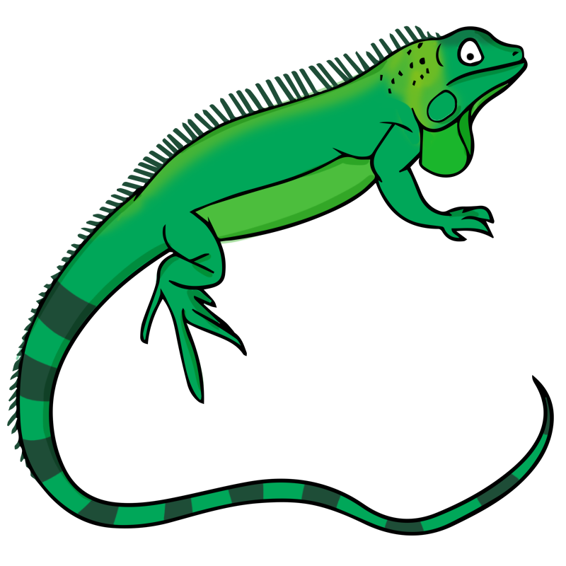 Iguana clipart #17, Download drawings