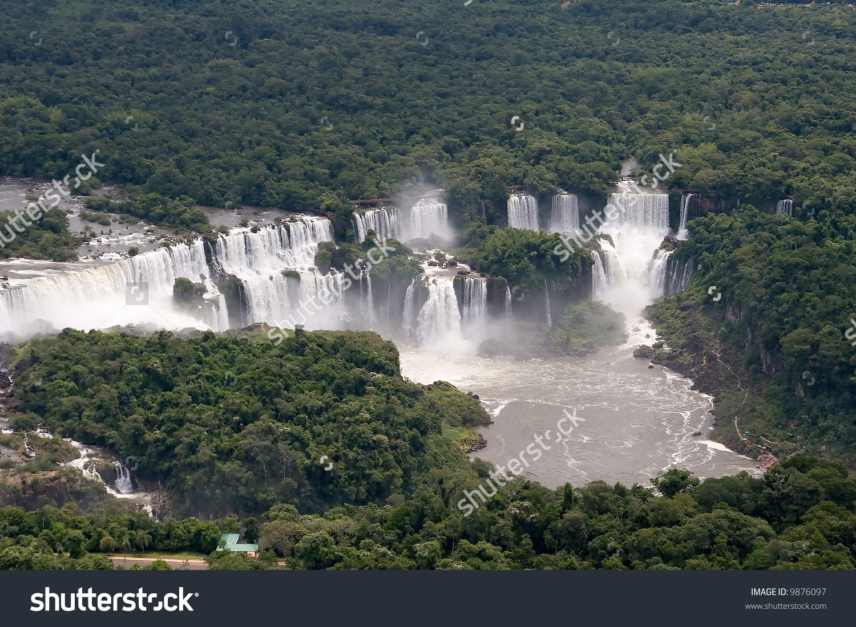 Iguazu Falls clipart #3, Download drawings