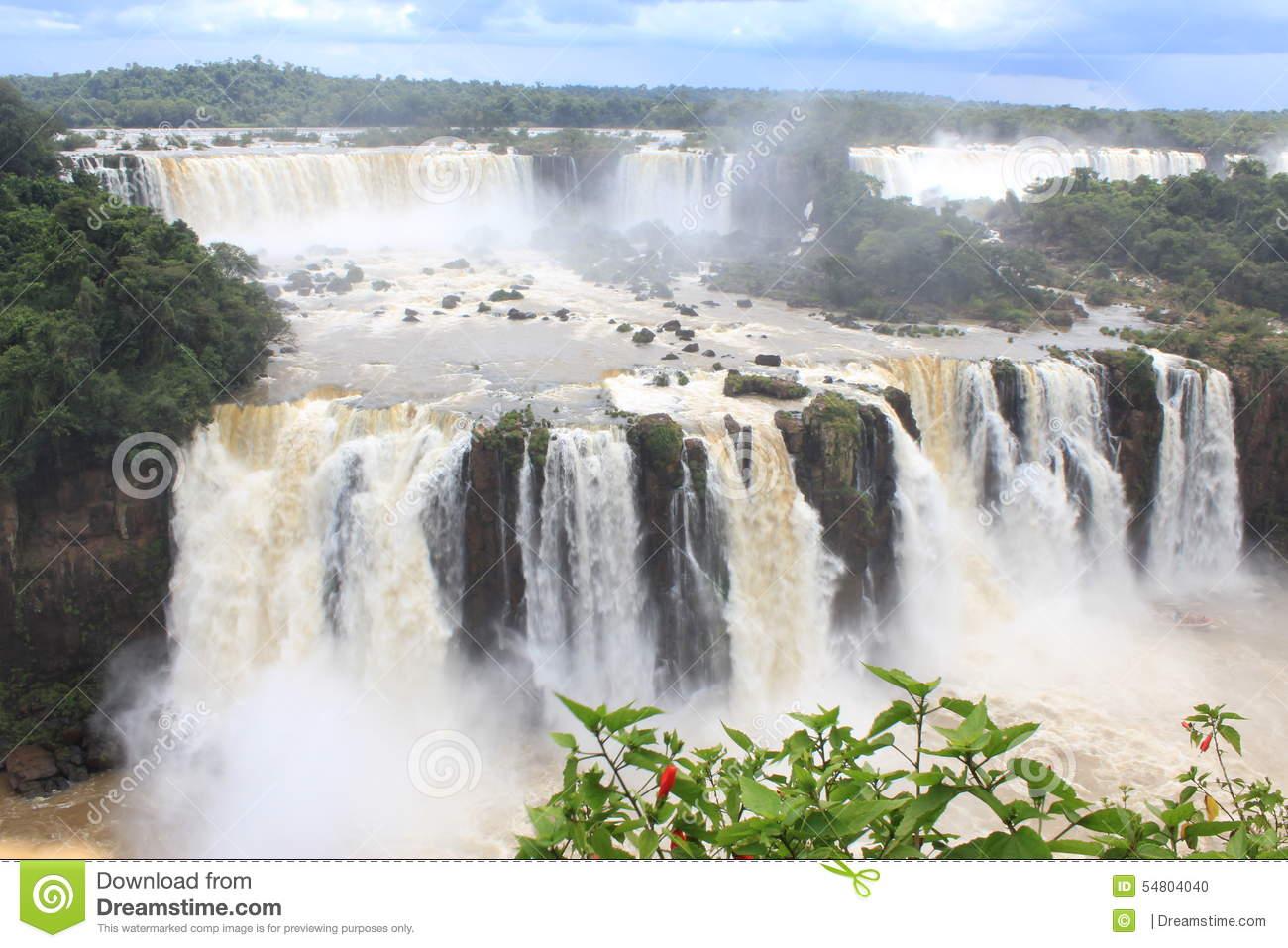 Iguazu Falls clipart #4, Download drawings