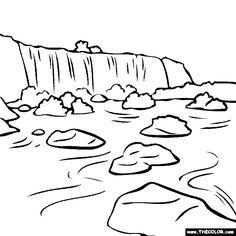 Iguazu Falls clipart #15, Download drawings