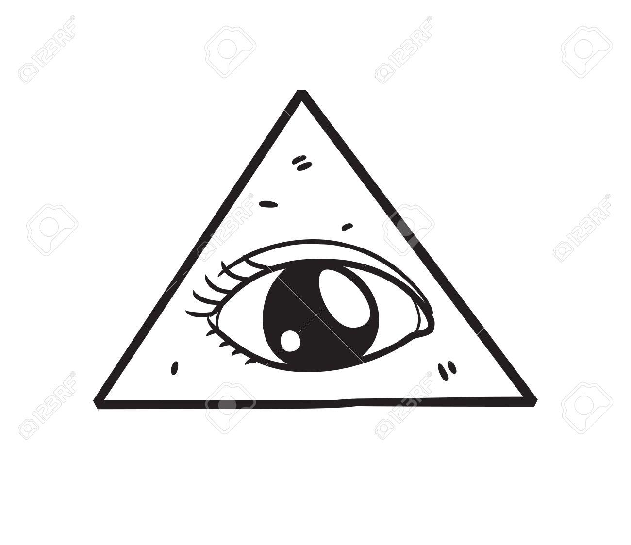 Illuminati clipart #7, Download drawings