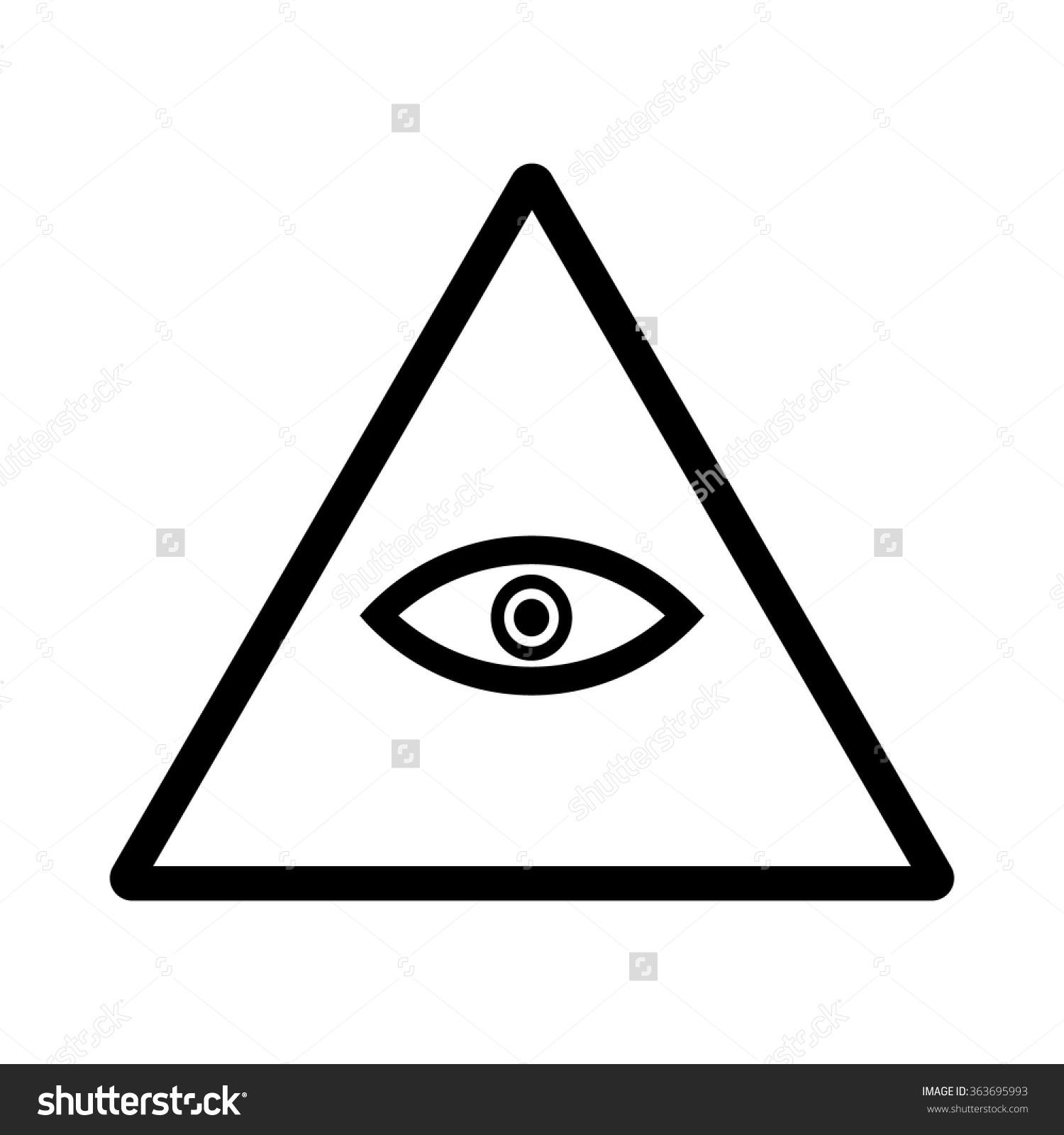 Illuminati clipart #4, Download drawings