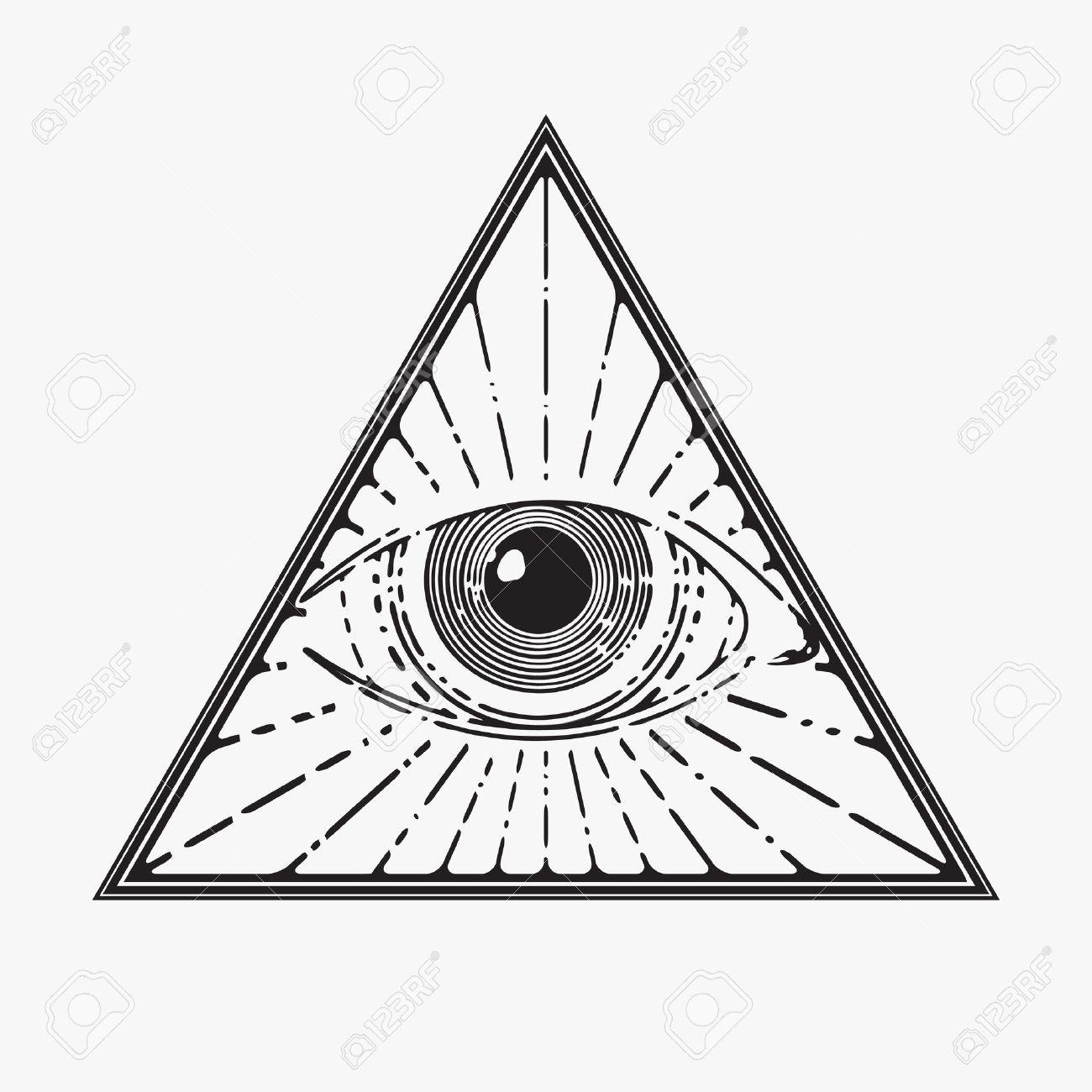 Illuminati clipart #15