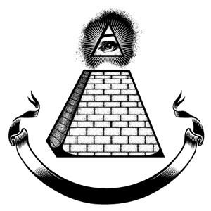Illuminati clipart #10, Download drawings