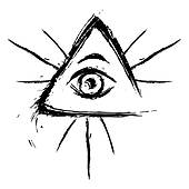 Illuminati clipart #19, Download drawings