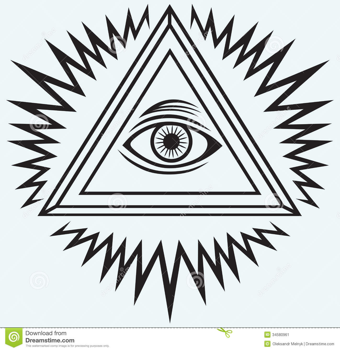 Illuminati clipart #14, Download drawings