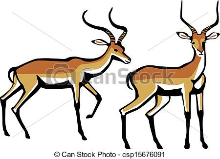 Impala clipart #11, Download drawings