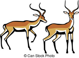 Impala clipart #18, Download drawings