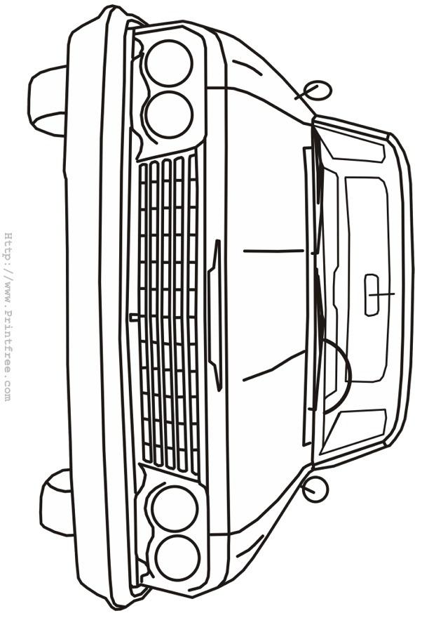 Impala coloring #6, Download drawings