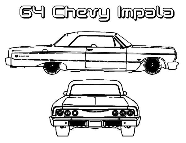Impala coloring #18, Download drawings