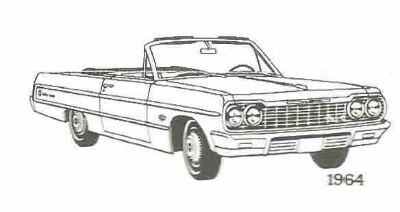 Impala coloring #5, Download drawings