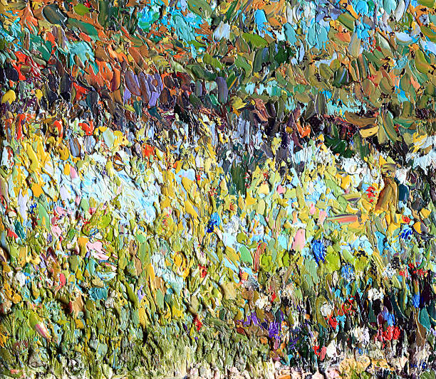 Impressionist clipart #2, Download drawings