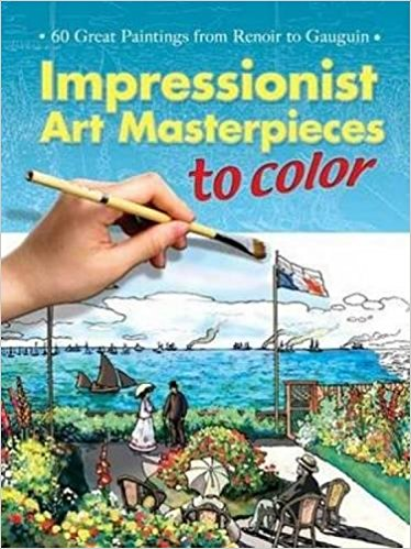 Impressionist coloring #12, Download drawings
