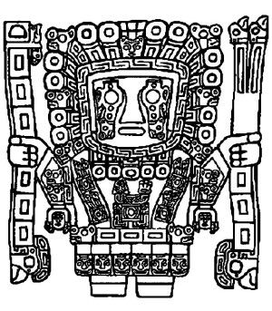olmec coloring pages - mesoamerica coloring download mesoamerica coloring