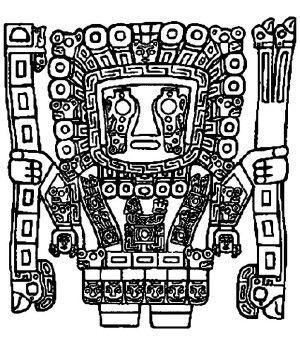 Inca coloring #14, Download drawings