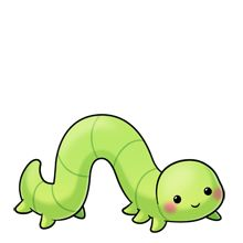 Inchworm clipart #16, Download drawings