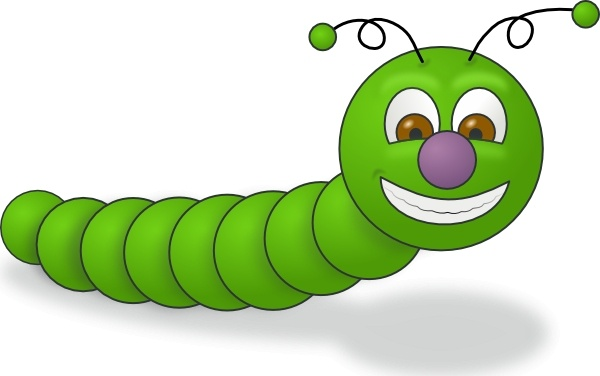 Inchworm clipart #14, Download drawings