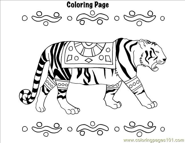 India coloring #7, Download drawings