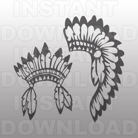 Indian svg #484, Download drawings